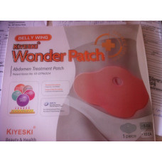 Пластырь для похудения Wonder Patch (цена за курс 15 дней)