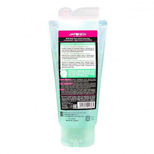 AHA Basic Гель-пилинг для лица очищающий с фруктовыми кислотами, 145 г