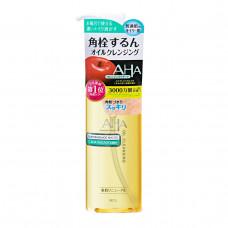 AHA Basic Гидрофильное масло для снятия макияжа с фруктовыми кислотами для нормальной и комбинированной кожи, 145 мл