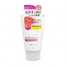 AHA Sensitive Пенка для лица очищающая с фруктовыми кислотами, 120 г