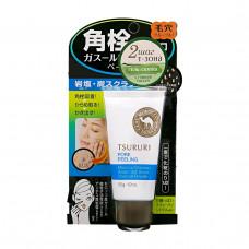 Tsururi Special care Гель-скатка против черных точек c марокканской вулканической глиной, 55 г