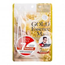 Маска для лица Japan Gals с «золотым» составом Essence Mask 7 шт