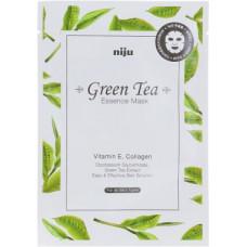 "Маска для лица ""Зеленый чай"""