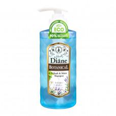 Moist Diane Botanical Refresh Шампунь бессиликоновый бессульфатный Питание, 480 мл