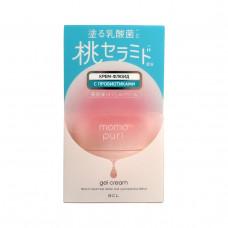 Momo Puri Крем-флюид с лактобактериями, витаминами А,C,E и керамидами Увлажнение и Упругость, 80 г